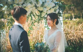 Simeng & Wenjie | 悉尼福清天主教婚礼