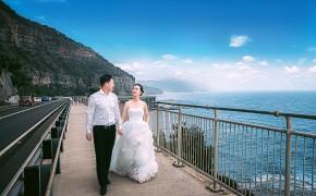 Joe & Yolanda 婚纱摄影