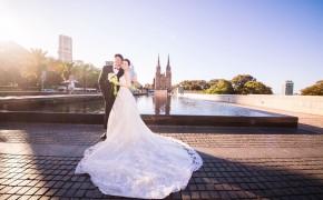 Leon & Hang 婚纱摄影
