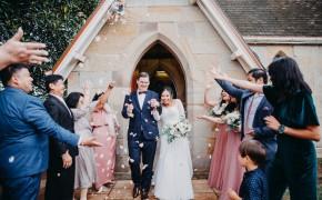 Brett & Rocel | 悉尼乡村婚礼 | 澳洲乡村婚礼