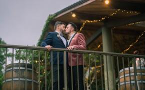 John & Graig | 悉尼同性婚礼 | Allegros Kenhurst晚宴